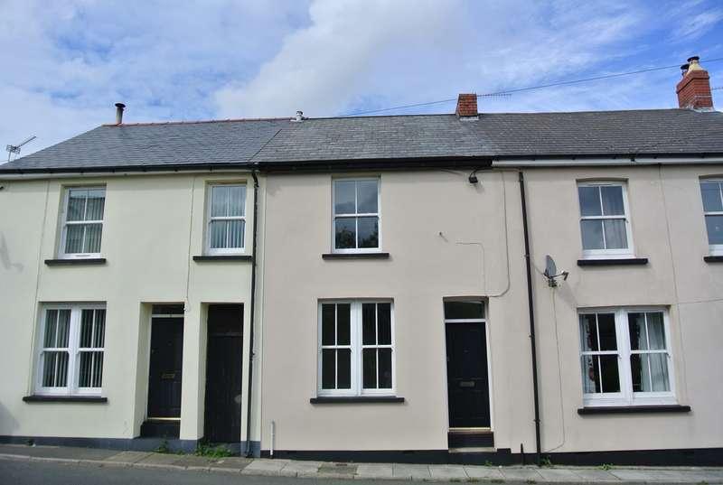2 Bedrooms Terraced House for sale in Vincent Street, Blaenavon, Pontypool, NP4