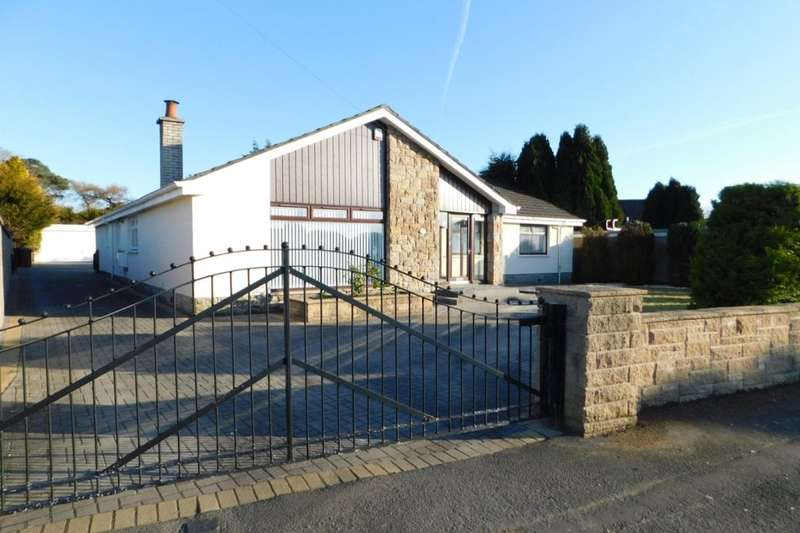 4 Bedrooms Detached Bungalow for sale in Sneddon Avenue, Wishaw, ML2