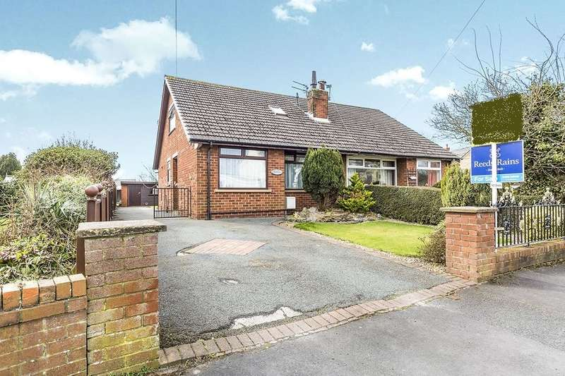 3 Bedrooms Semi Detached House for sale in Parkside Lane, Nateby, Preston, PR3