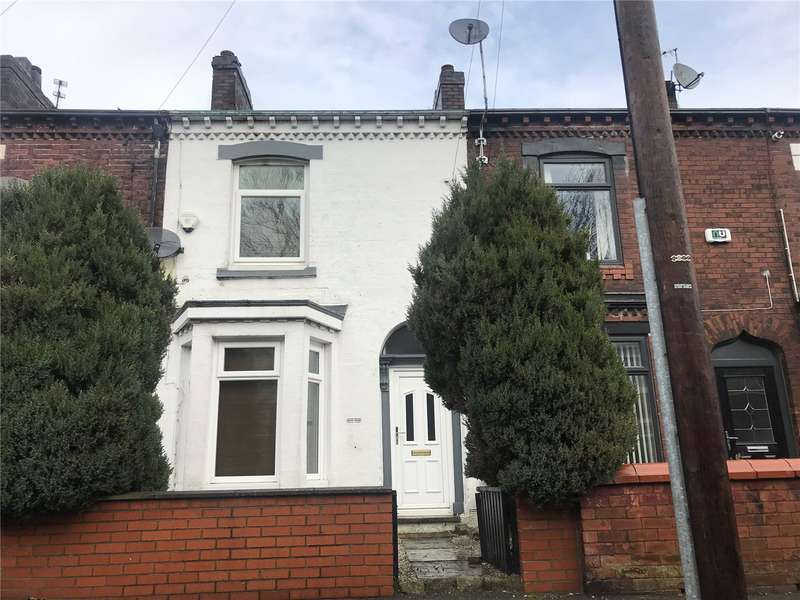 2 Bedrooms Terraced House for sale in Queens Road, Chadderton, Oldham, Greater Manchester, OL9