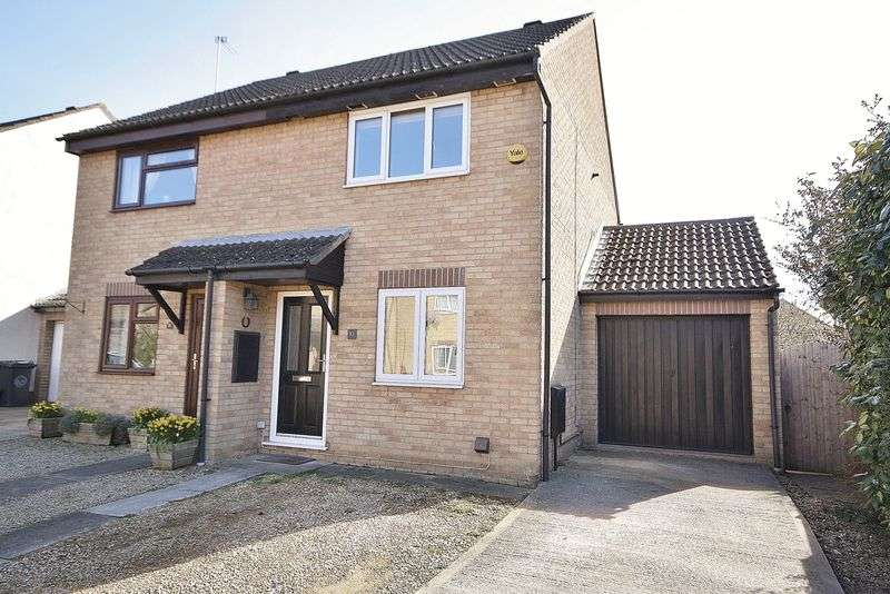 2 Bedrooms Property for sale in Thorney Leys, Witney