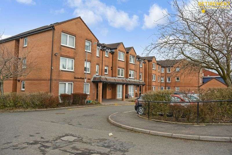 1 Bedroom Property for sale in Homeblair House, Glasgow, G46 6AL