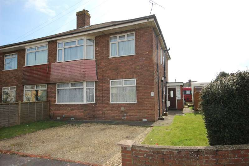 2 Bedrooms Maisonette Flat for sale in Rodway Road Patchway Bristol BS34