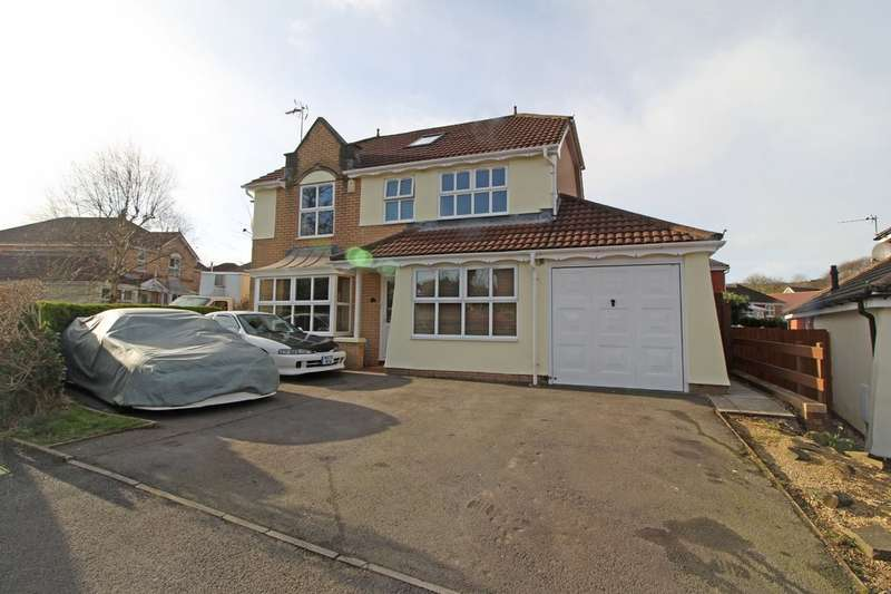 5 Bedrooms Property for sale in Bryn Calch, Morganstown, Cardiff