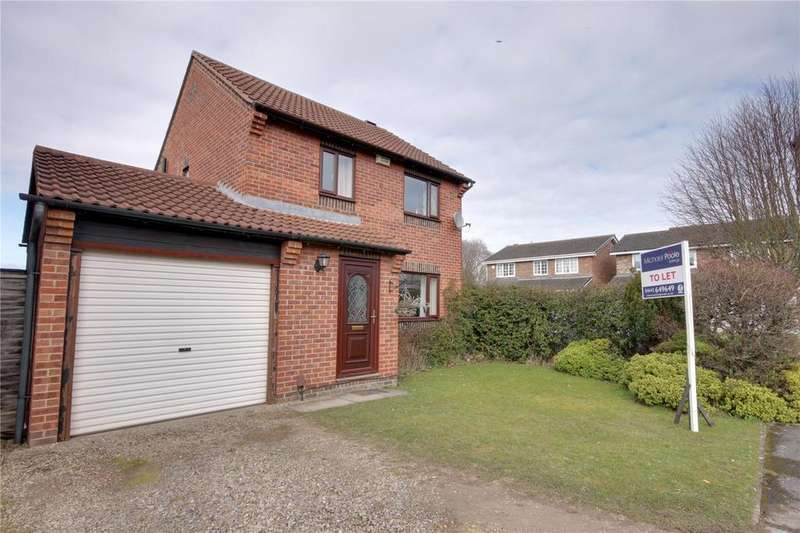 3 Bedrooms Detached House for rent in Nursery Gardens, Yarm