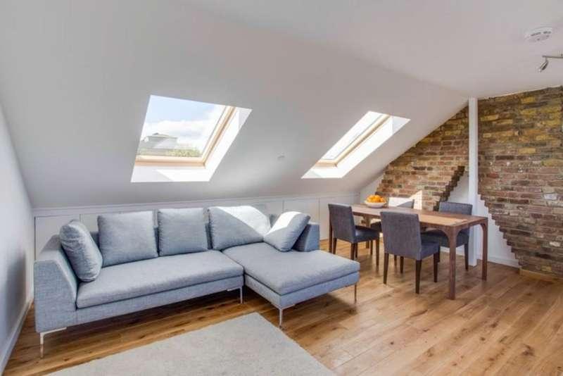 1 Bedroom Flat for sale in Eckstein Road, London