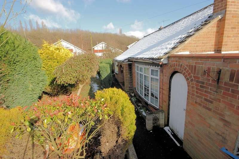 2 Bedrooms Detached Bungalow for sale in Roulstone Crescent, East Leake