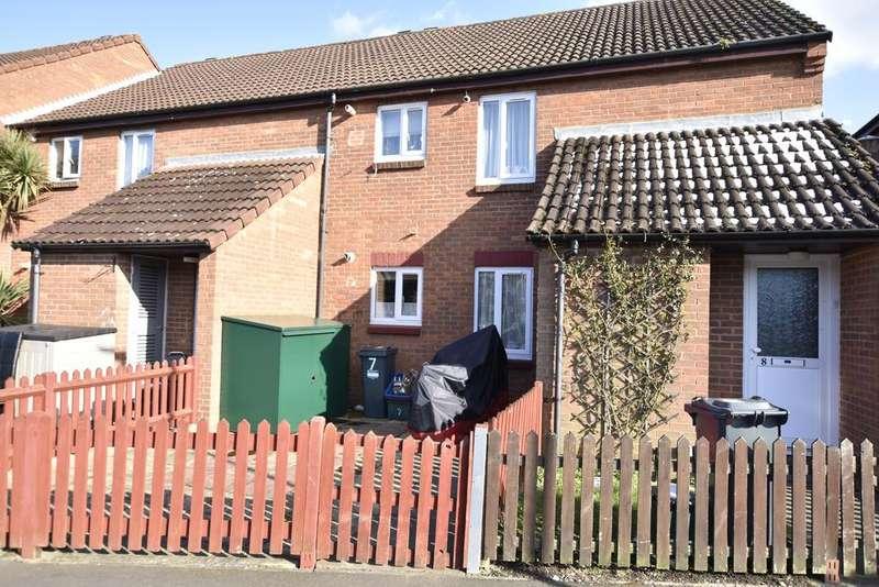 2 Bedrooms Flat for sale in Nene Gardens, Hanworth