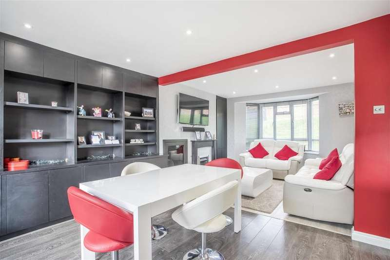 3 Bedrooms Semi Detached House for sale in Spencer Avenue, Hove
