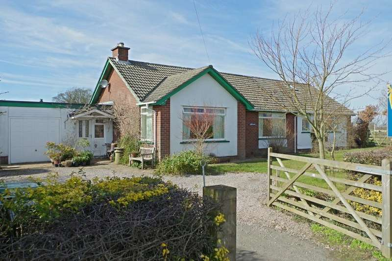 4 Bedrooms Detached Bungalow for sale in Welton, Carlisle