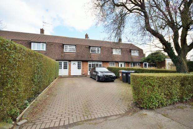 4 Bedrooms Terraced House for sale in Cloverland, Hatfield, AL10