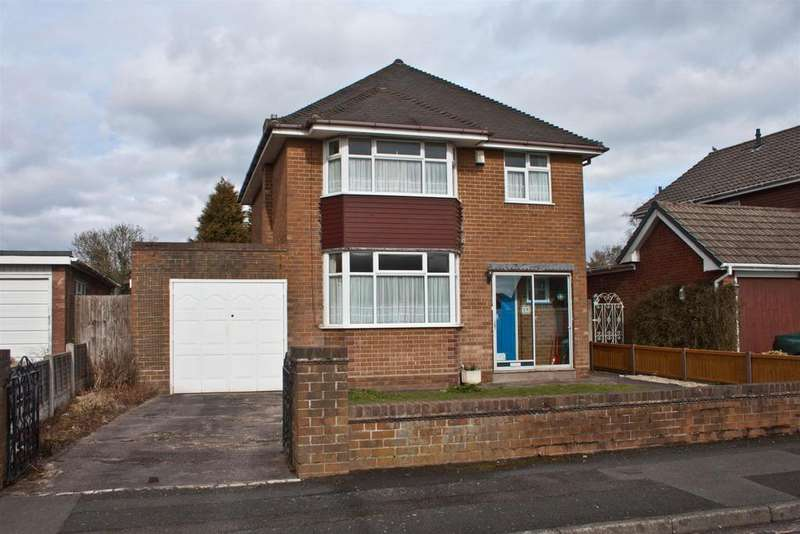 3 Bedrooms Detached House for sale in Maple Close, Burntwood, WS7 4RP