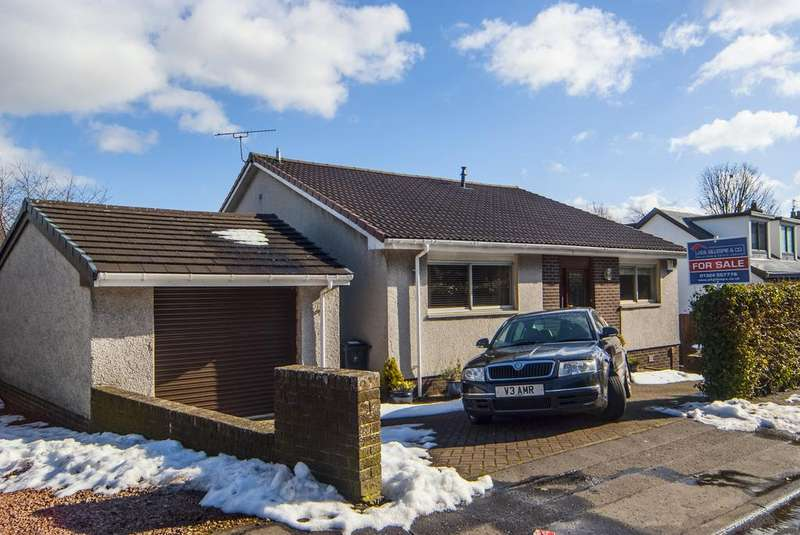 4 Bedrooms Detached House for sale in Carronvale Road, Larbert, Stirlingshire FK5