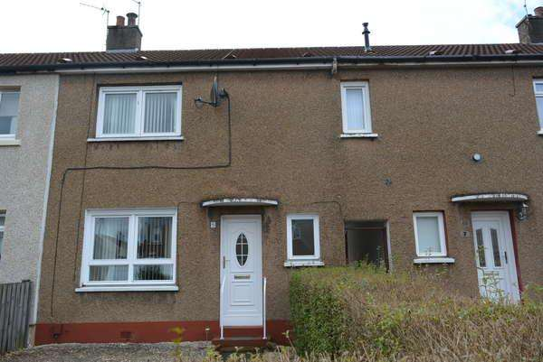 2 Bedrooms Terraced House for sale in 5 Wyvis Place, Peterson Park, Glasgow, G13 4LY
