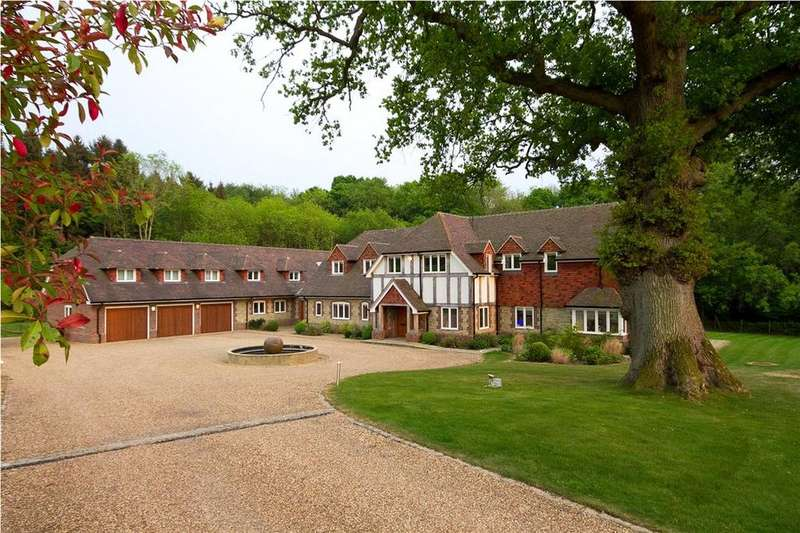 6 Bedrooms Detached House for sale in Fernhurst, Haslemere, West Sussex, GU27