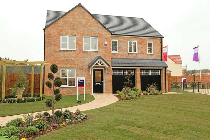 5 Bedrooms Detached House for sale in Morley Carr Drive, Yarm