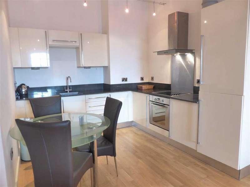 1 Bedroom Flat for sale in Vulcan Mill, 2 Malta Street, Ancoats