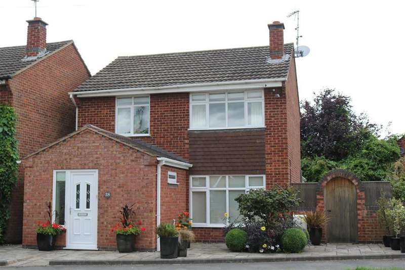 3 Bedrooms Detached House for sale in Main Road, Sheepy Magna, Atherstone