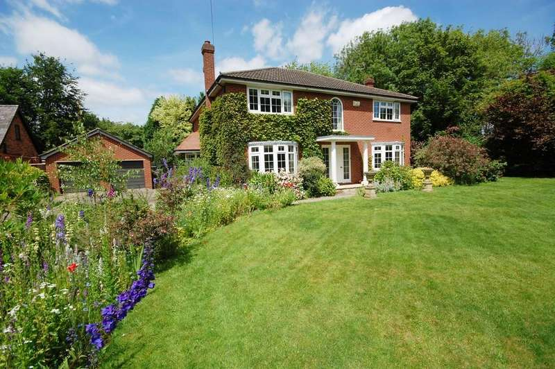 4 Bedrooms Detached House for sale in Torridon House, Mill Lane, Legbourne, LN11