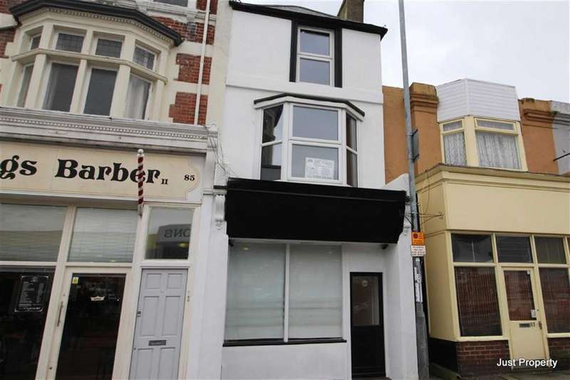 2 Bedrooms Terraced House for sale in Queens Road, Hastings