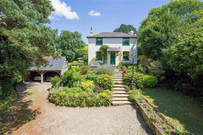 3 Bedrooms Detached House for sale in Woodleigh, Kingsbridge, Devon, TQ7