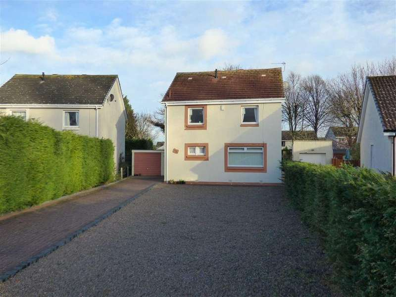 4 Bedrooms Detached House for sale in Ruthven Place, St Andrews, Fife