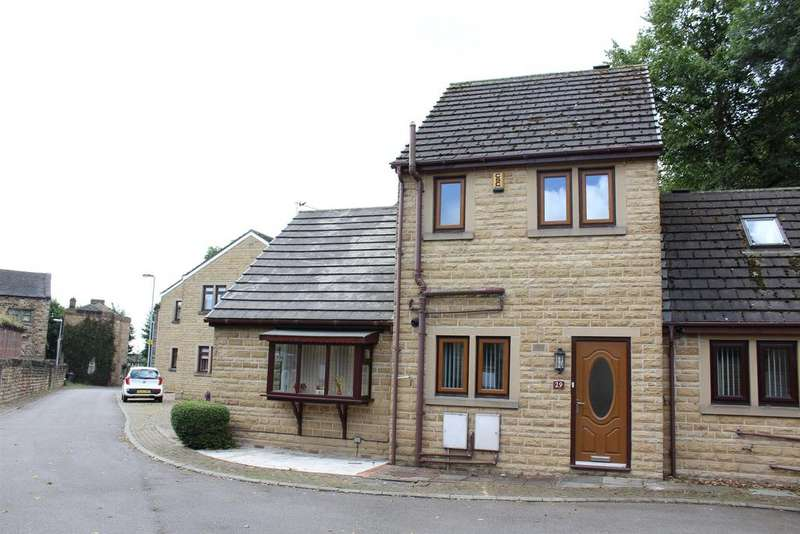 2 Bedrooms Cottage House for sale in Park Road, Earlsheaton, Dewsbury, WF12 8BE