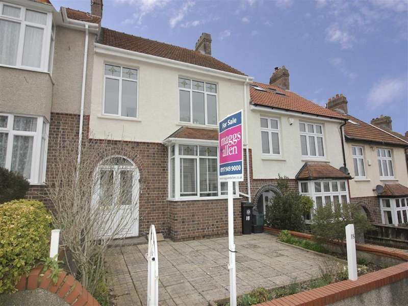 3 Bedrooms Terraced House for sale in Harcourt Hill, Redland, Bristol