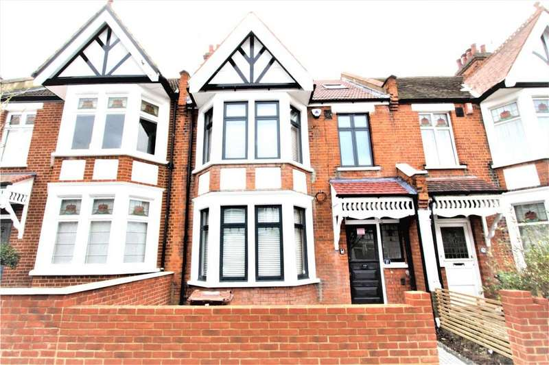 4 Bedrooms Terraced House for sale in Devonshire Road, Harrow, HA1