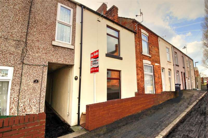 2 Bedrooms Terraced House for sale in West Street, Langley Mill