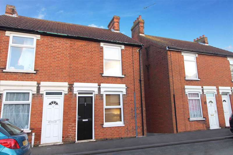 2 Bedrooms Semi Detached House for sale in Cage Lane, Felixstowe