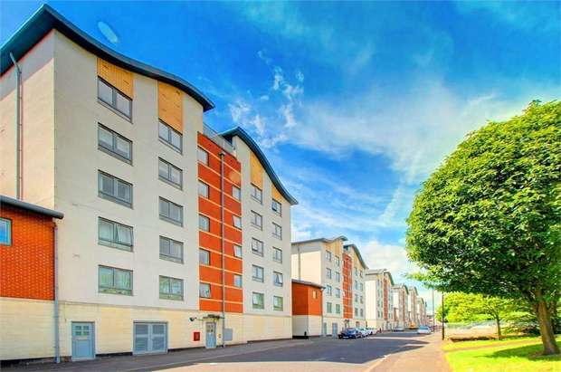 1 Bedroom Flat for sale in Ouseburn Wharf, Newcastle upon Tyne, UK