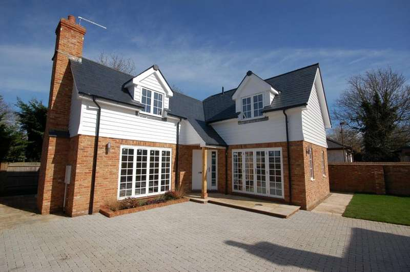 3 Bedrooms Detached House for sale in North Street, Headcorn, TN27