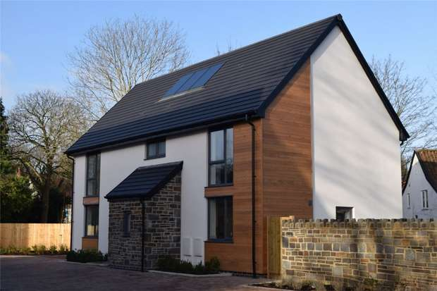 4 Bedrooms Detached House for sale in Sheep Field Gardens, Portishead, Bristol