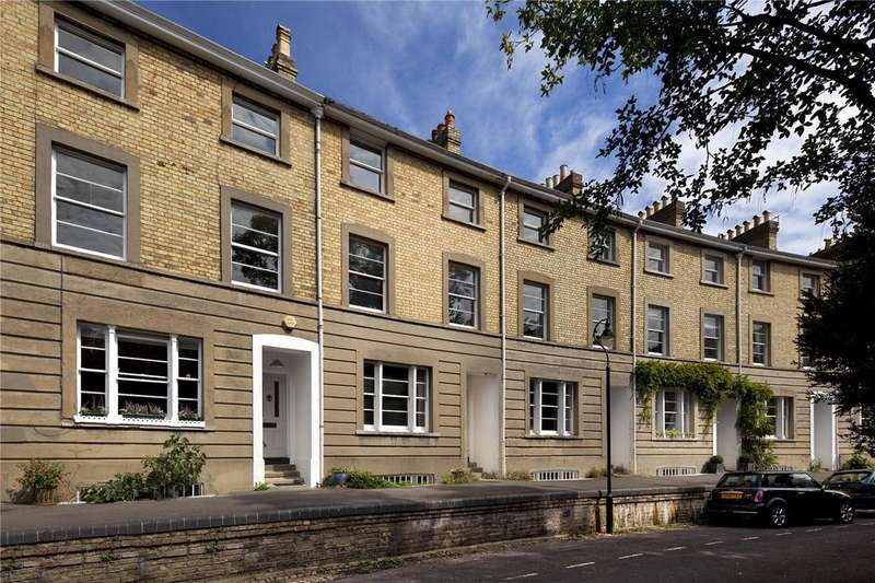 5 Bedrooms Terraced House for sale in Park Town, Oxford, OX2