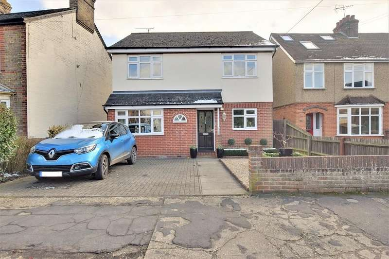 4 Bedrooms Detached House for sale in Clare Road, Braintree