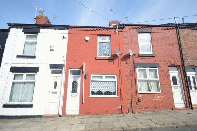 2 Bedrooms Terraced House for sale in Sapphire Street, Liverpool