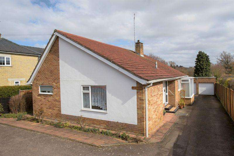 3 Bedrooms Detached Bungalow for sale in Sicklesmere Road, Bury St. Edmunds