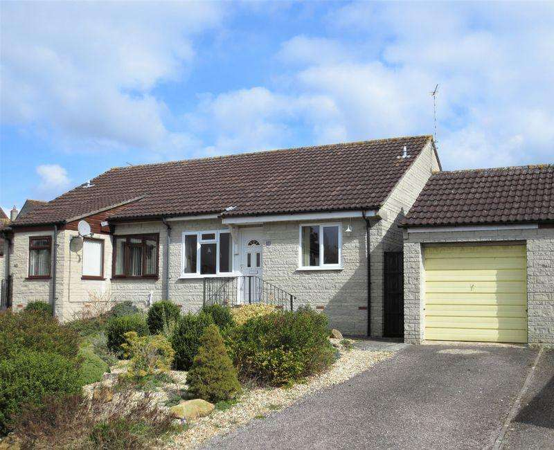 2 Bedrooms Semi Detached Bungalow for sale in St Marys Park, Langport