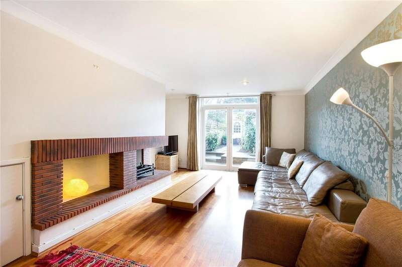 3 Bedrooms Terraced House for sale in Trinity Road, London, SW17