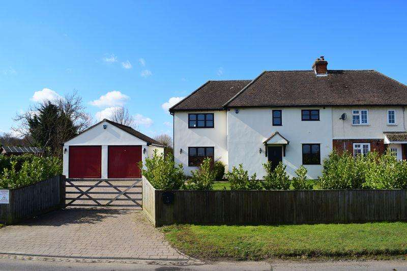 3 Bedrooms Semi Detached House for sale in The Green, Matching Tye
