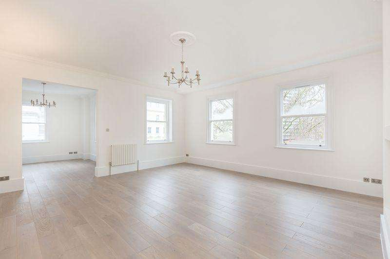 3 Bedrooms Apartment Flat for sale in Bessborough Gardens, London, SW1V