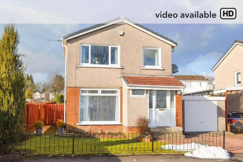 4 Bedrooms Detached House for sale in Ledrish Avenue, Balloch, Alexandria, G83 8LJ