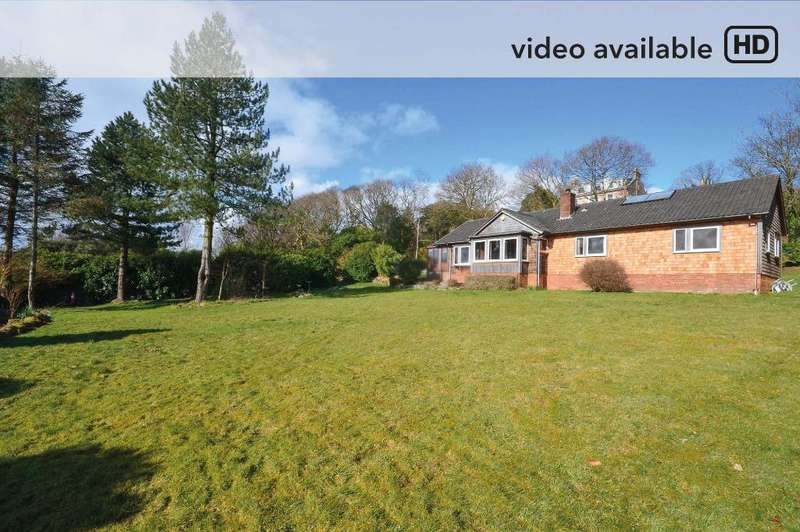 4 Bedrooms Detached Bungalow for sale in Shore Road, Kilcreggan, Argyll and Bute, G84 0HQ