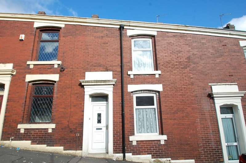 2 Bedrooms Terraced House for sale in Winston Road, Blackburn