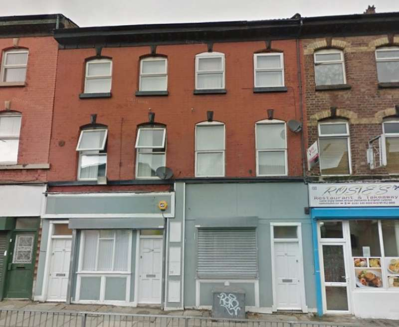 5 Bedrooms Block Of Apartments Flat for sale in Prescot Road, Fairfield, Liverpool, Merseyside, L7 0LB