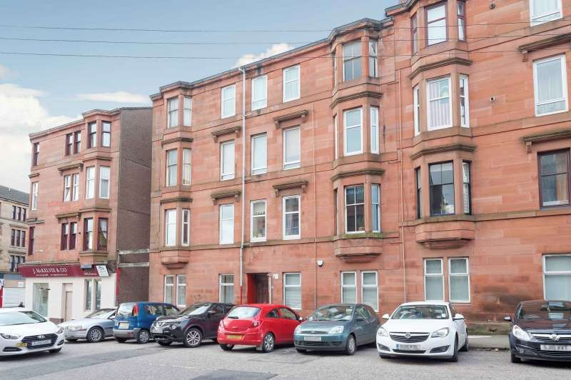 2 Bedrooms Flat for sale in Northpark Street, Glasgow, G20 7AA
