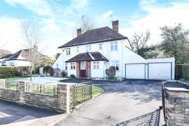 6 Bedrooms Detached House for sale in Moor Park Road, Northwood, Middlesex, HA6