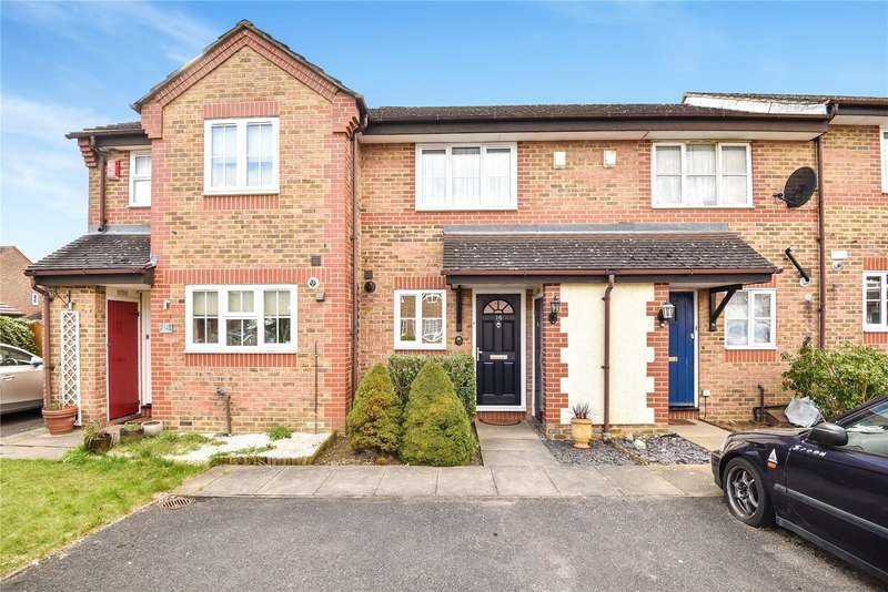 2 Bedrooms Terraced House for sale in Flemming Avenue, Ruislip, Middlesex, HA4