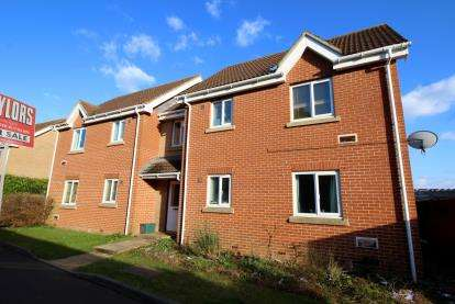1 Bedroom Flat for sale in Honeywick Close, Bedminster, Bristol